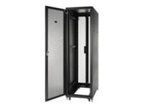 NetShelter SV 42U 600mm Wide x 1060mm Deep Enclosure with Sides Black