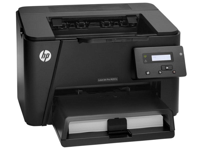 Image of HP LaserJet Pro M201n Mono Laser Printer