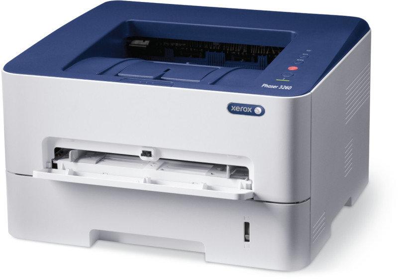 Image of Xerox Phaser 3260V_DNI A4 Mono Laser Printer + Standard Black Toner