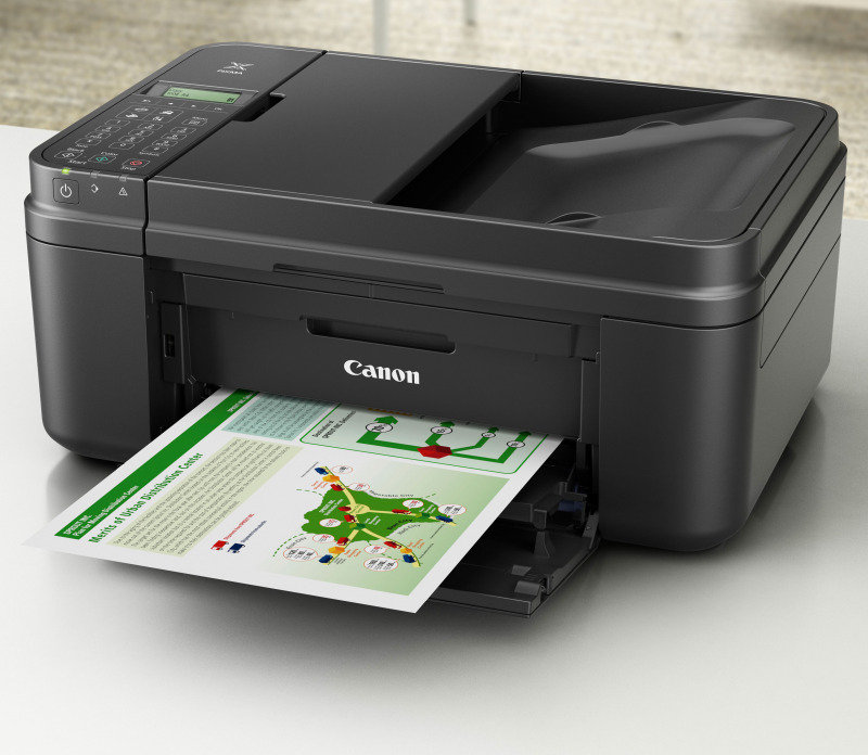 Canon PIXMA MX495 A4 Wireless Multi-Function Inkjet Printer
