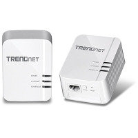 TRENDnet TPL-420E2K - Powerline 1200mbps Gigabit AV2 Adapter Kit