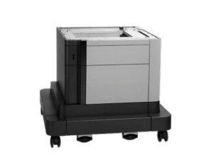 HP LaserJet 500-sheet Paper Feeder with Cabinet