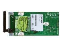 Lexmark MarkNet N8350 802.11b/g/n Wireless Print Server