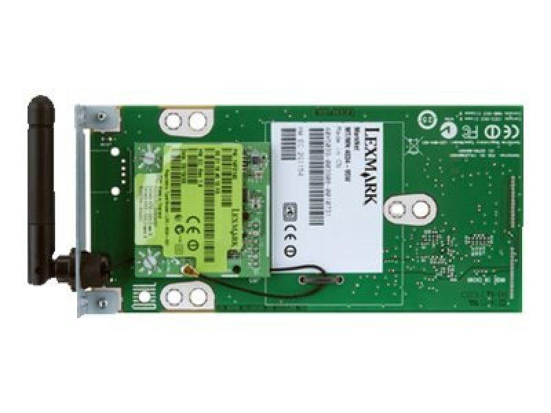 Image of Lexmark MarkNet N8350 802.11b/g/n Wireless Print Server
