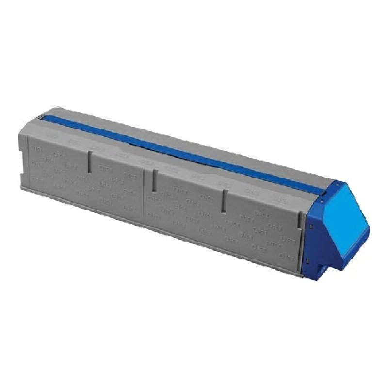 Oki Cyan Toner Cartridge Standard Yield