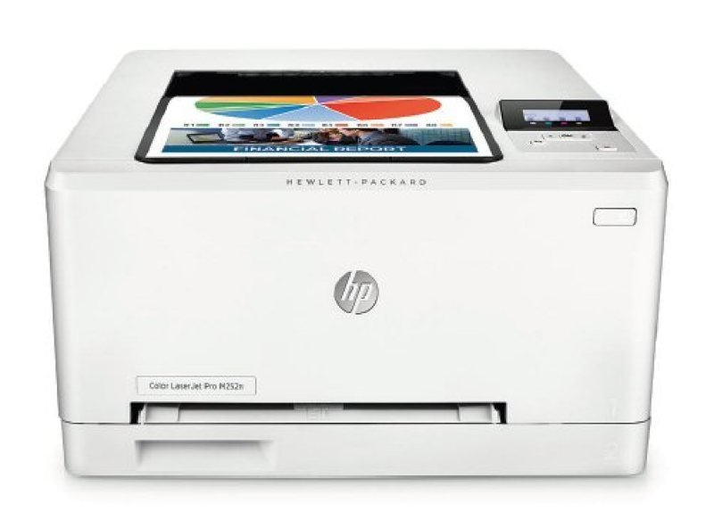 HP M252n Laserjet Pro Colour Laser Printer