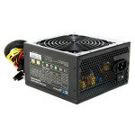 CiT 500W APFC 85% Efficient PSU EuP Lot 6 Ready 12cm Black Fan