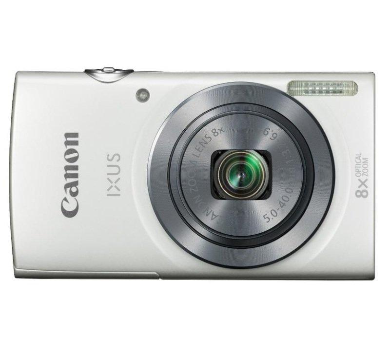 Canon IXUS 160  White (145 Replacement)