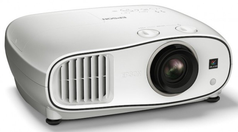 Image of Epson EH-TW6600w, Projectors, Home Cinema/gaming, Full Hd 1080p Projector