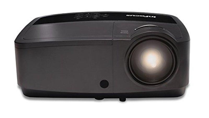 Infocus In126sta WXGA Short Throw Projector  3300 lms