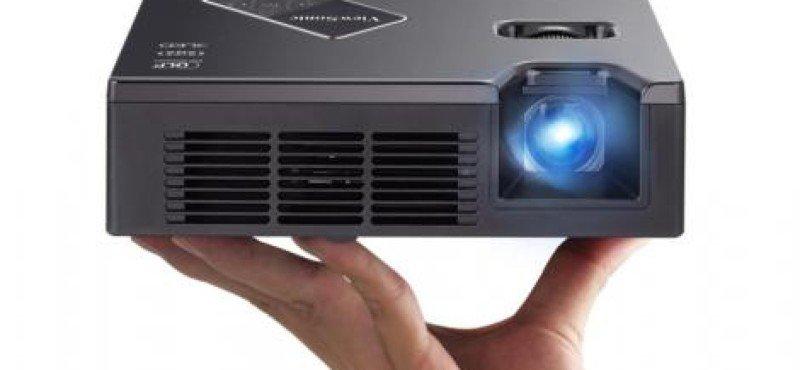 Viewsonic PLEDW800 Ultra portable WXGA Projector