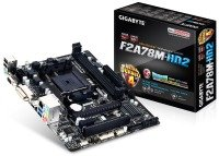 Gigabyte GA-F2A78M-HD2 Socket FM2+ VGA DVI HDMI 7.1 Channel Audio mATX Motherboard