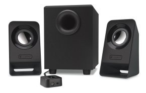 Logitech Multimedia 2.1 Speakers Z213
