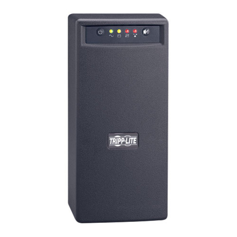 Tripp Lite OmniVS Series 800VA Tower LineInteractive 230V UPS with USB port