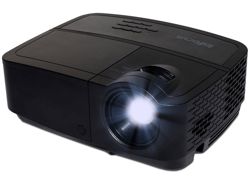 Image of InFocus IN122a SVGA Projector - 3500 lms