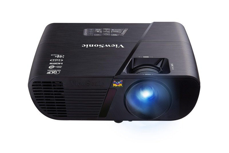 Image of Viewsonic PJD5555W LightStream WXGA Projector - 3200lms