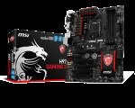 MSI H97 GAMING 3 Socket LGA 1150 VGA DVI HDMI DisplayPort 7.1-Channel HD Audio ATX Motherboard