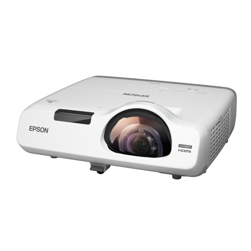 Epson Eb-520 Short Throw XGA Projector - 2700lms