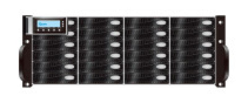QSAN P600Q-D424 10GbE iSCSI-SAS 24 Bay 4U Rack SAN
