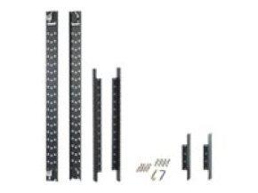 NetShelter SX 42U 600mm Wide Recessed Rail Kit