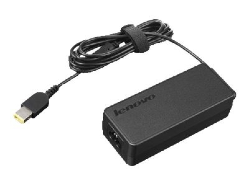 Lenovo ThinkPad 65W AC Adapter - Power adapter - 65 Watt - for ThinkPad Edge E431, E440, E531, E540, ThinkPad S431, S531, T431, T440, X240