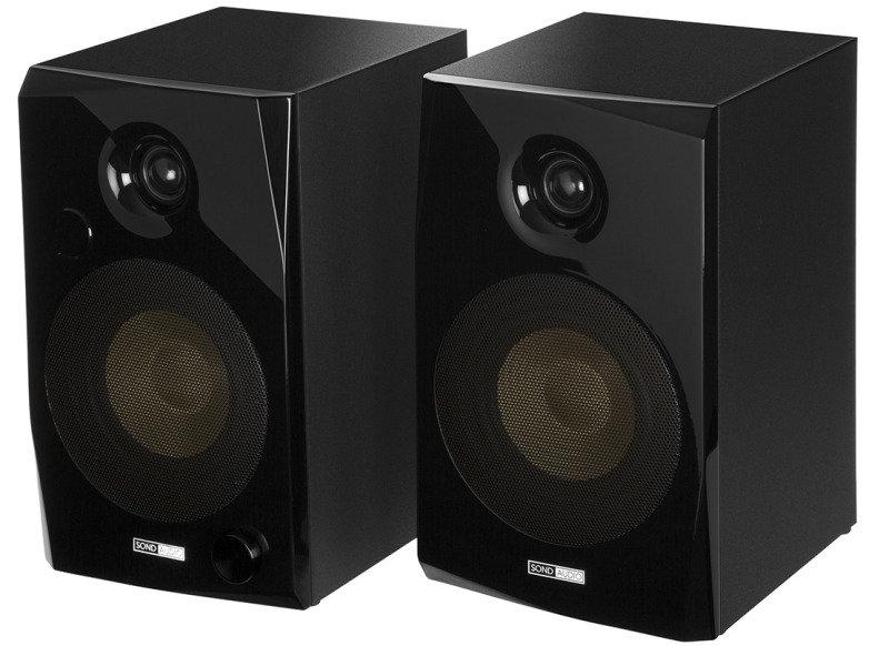 Sond Audio Active Bookshelf Speakers