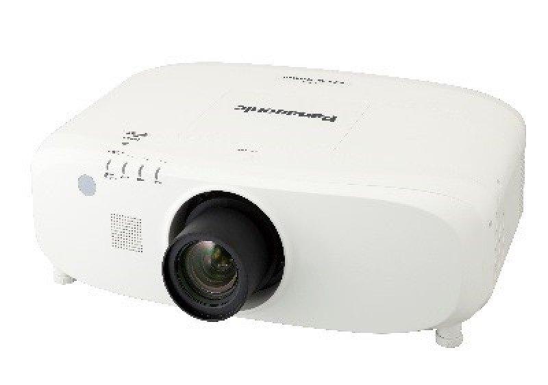Image of Panasonic PT-EW540EJ Wxga Lcd Technology Install Projector - No Lens - 5000 lms