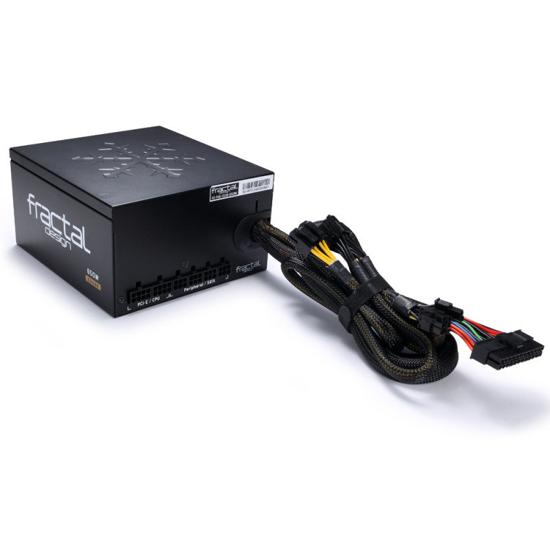 Fractal Design Edison M Series (650w) Power Supply Unit