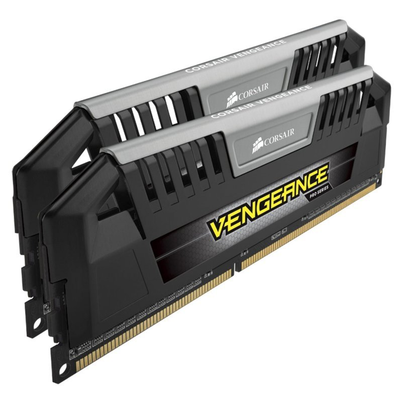 Corsair Vengeance Pro 8GB (2 X 4GB) 2133MHz DDR3 DIMM Unbuffered sliver Desktop Memory