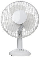 "Vida 12"" Desk Fan - White"