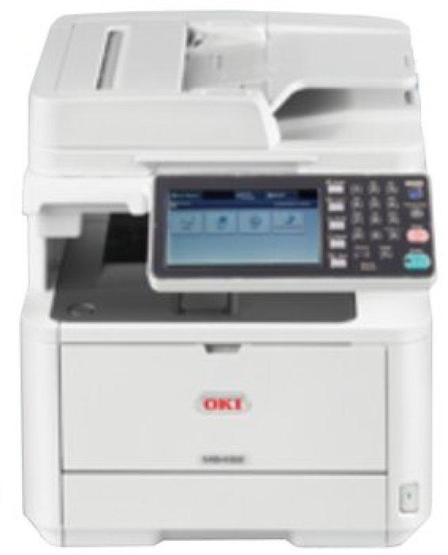 Oki MB492dn A4 Multi-Function Mono Laser Printer