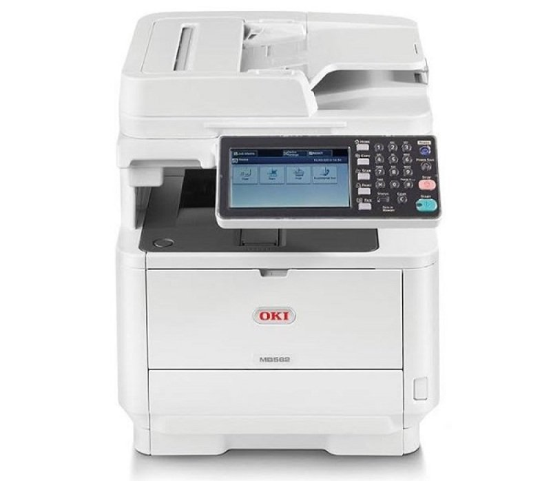 OKI MB562dnw A4 Mono Wireless Multifunction Printer