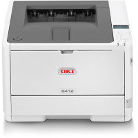 OKI B412dn A4 Mono Laser Printer - 3 Year Warranty