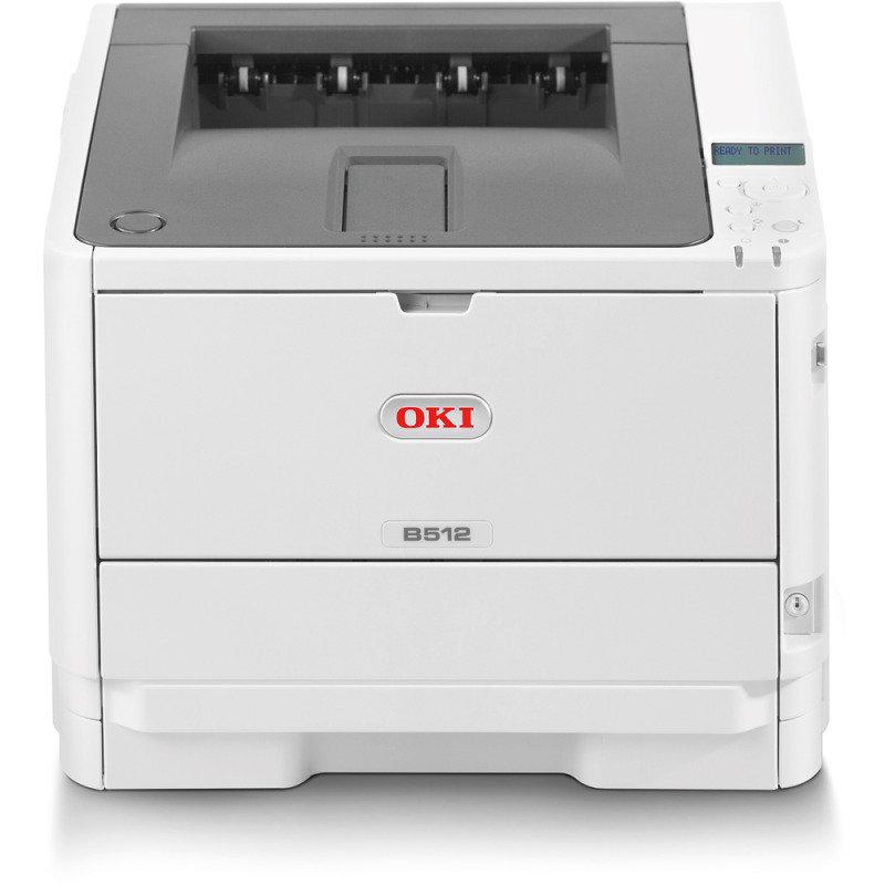 Oki B512dn A4 Duplex Mono Laser Printer