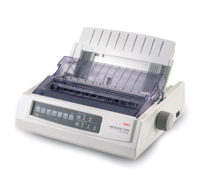 Oki Microline Ml3320eco 9-pin Dot Matrix Printer