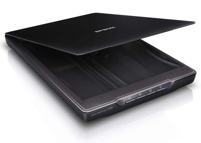 Epson Perfection V39 Photo and document scanner