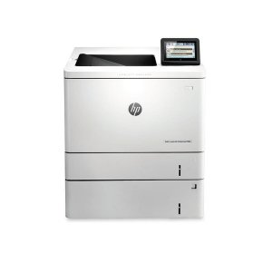 HP M553x Enterprise Colour Laser Printer with Additional Paper Tray