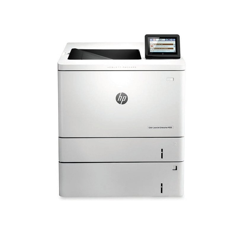 HP M553x Enterprise Colour Wireless Laser Printer