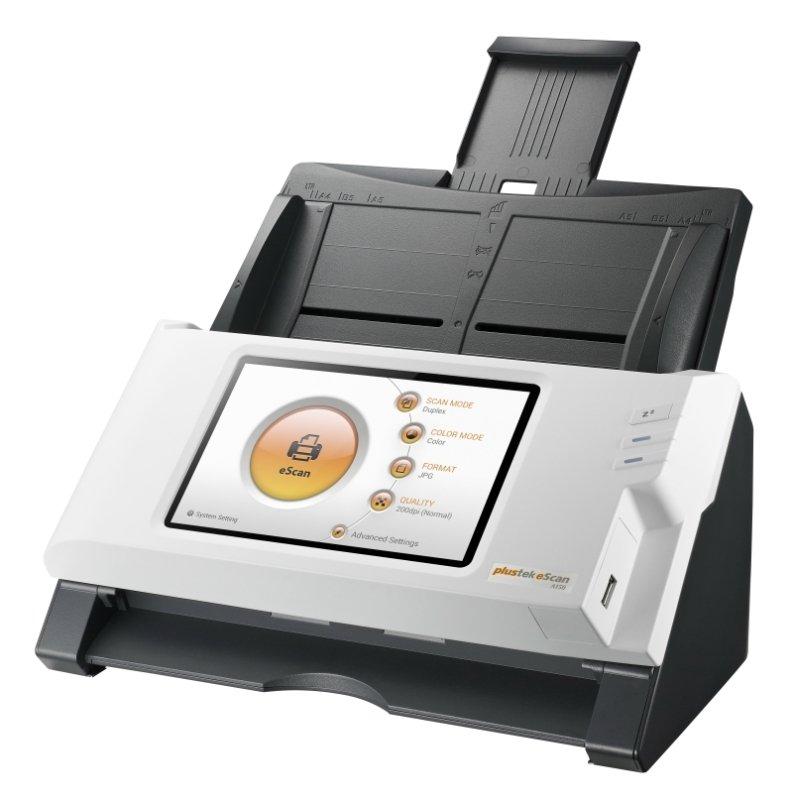 *Plustek Escan A150 Scanner