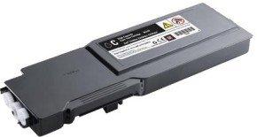 *Dell 593-11118  High Yield Cyan Toner Cartridge
