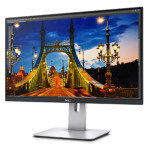 "Dell U2515h 25"" IPS LED Monitor"