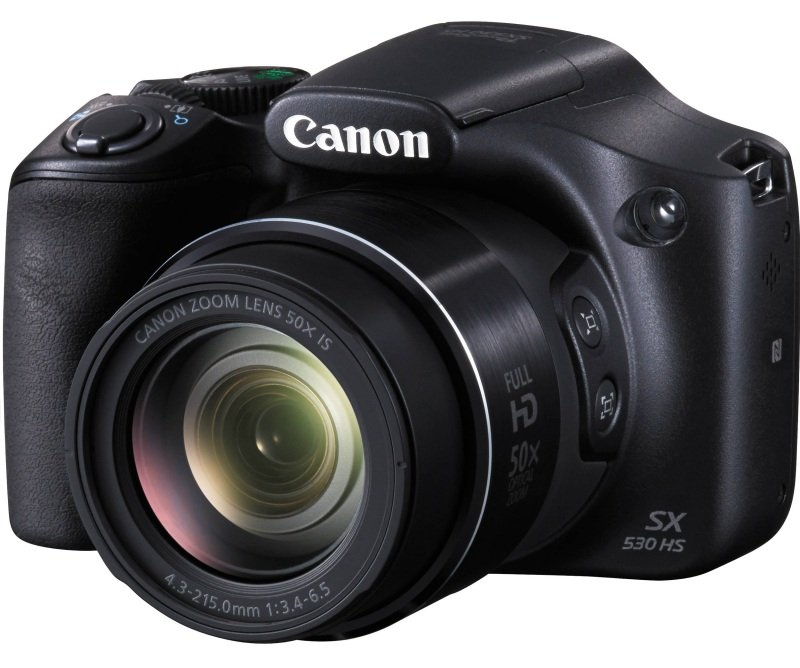 Canon PowerShot SX530 HS Digital Camera (replacement for the SX520)