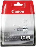 Canon BCI-3E Twin Black Pack Ink Cartridge