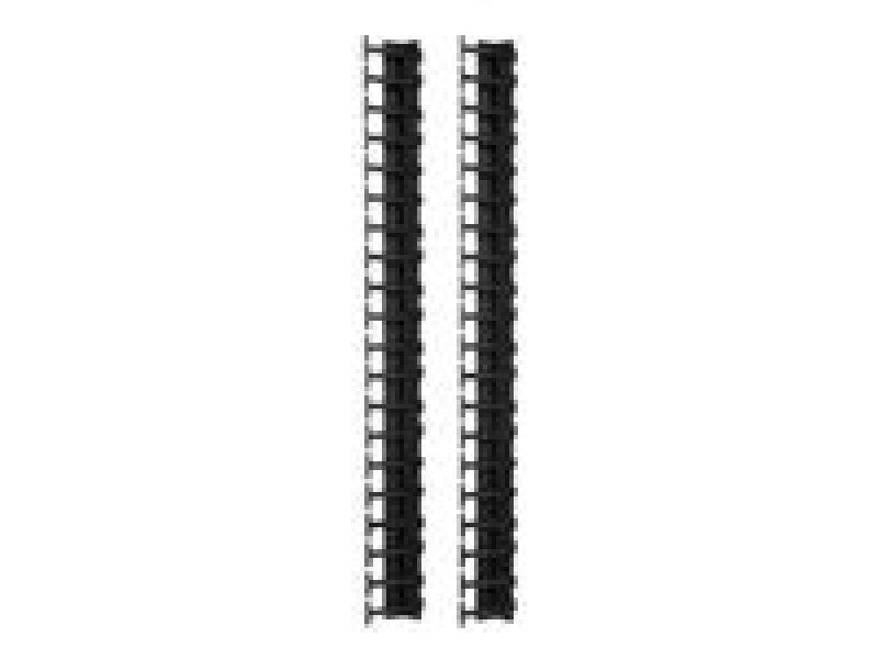 Vertical Cable Manager for NetShelter SX 600mm Wide 42U (Qty 2)