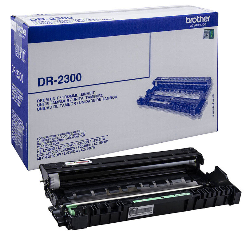 Brother DR2300 Drum unit- 12000 pages