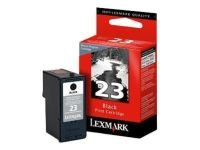 Lexmark Cartridge No. 23 Black Ink Cartridge