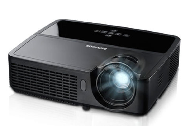 Image of Infocus In2126a Widescreen DLP WXGA Projector - 3500 lms