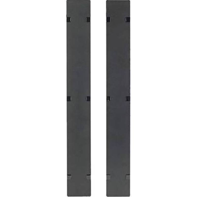 Hinged Covers for NetShelter SX 750mm Wide 42U Vertical Cable Manager (Qty 2)