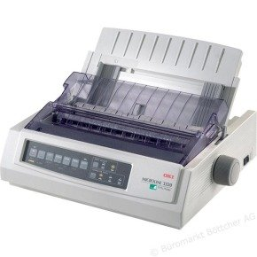 Oki Microline Ml3321eco 9-pin Dot Matrix Printer