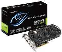 Gigabyte GTX 960 G1 GAMING 4GB GDDR5 Dual Link DVI HDMI DisplayPort PCI-E Graphics Card
